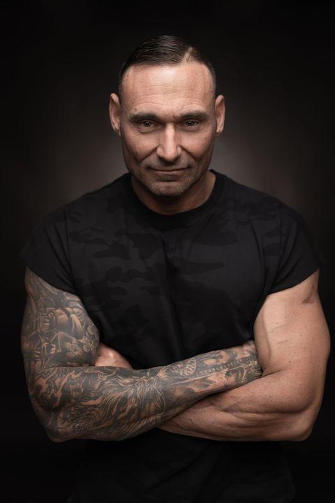 Now Actors - Brett Ramsey
