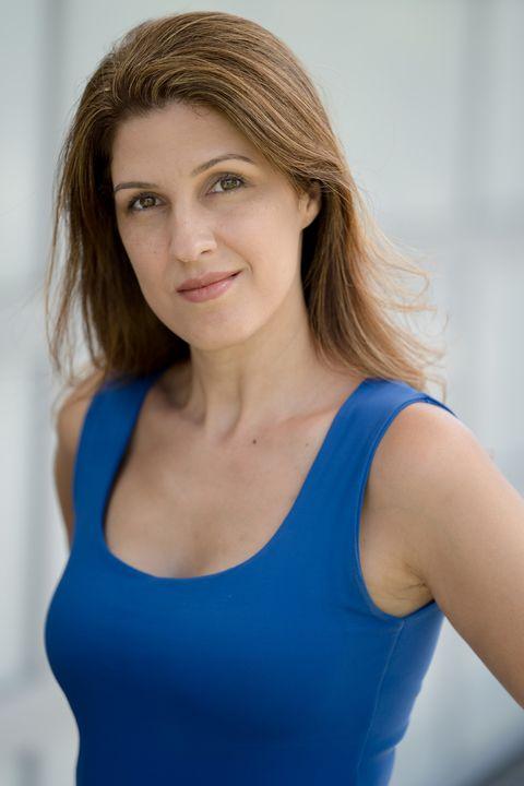 Now Actors - Helen Vogiatzakis