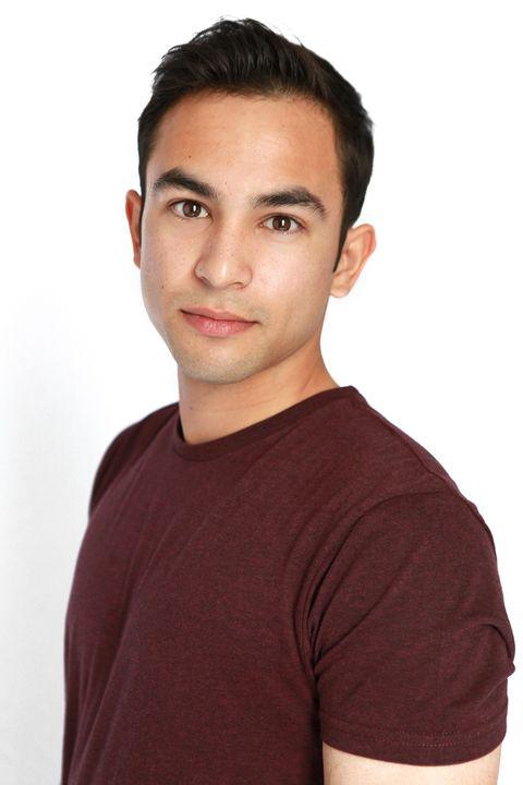 Now Actors - Jared Meier