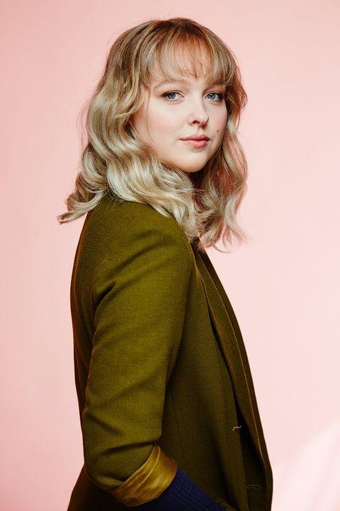 Now Actors - Jessica Higgins