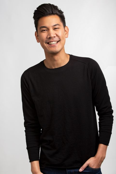 Now Actors - Kenneth Lew