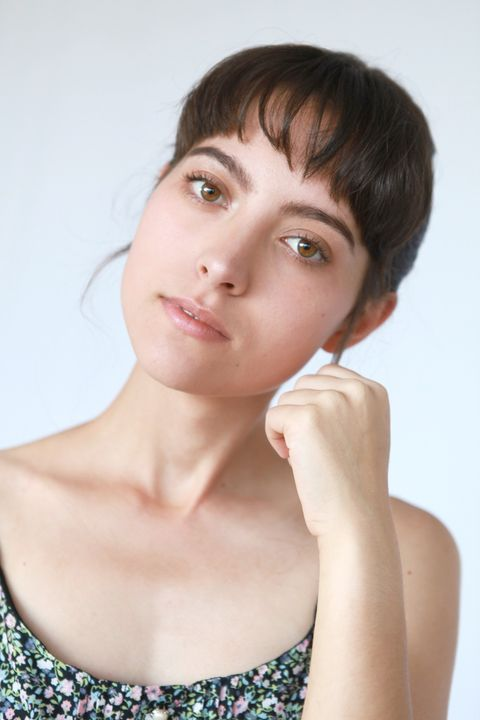 Now Actors - Nicoletta Dimas
