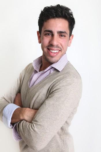 Now Actors - Rami Mustafa