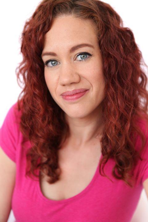 Now Actors - Rebecca Di Camillo