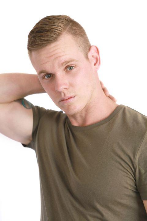 Now Actors - Simeon Ballantyne
